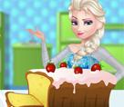 Elsa Kek Yapıyor