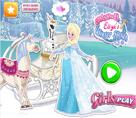 Elsa Kızağını Tamir Et