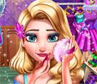 Elsa Özel Balo Makyajı