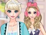 Elsa Pijamaları