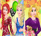 Elsa Süpriz Doğum Günü