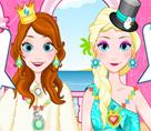 Elsa ve Anna Mücevherci