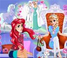 Elsa ve Ariel