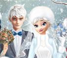 Elsa ve Jack Kış Düğünü