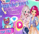 Elsa ve Rapunzel Gelecekteki Stili