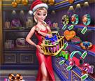 Elsa Yılbaşı Alışverişi