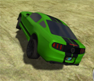 Ford Mustang Drift 3d