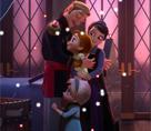 Frozen Ailesi Yapboz