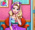 Frozen Elsa Dişçide