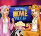 Frozen Kardeşler Sinema Gecesi