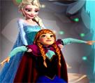Frozen Prensesleri Fantastik Dünya