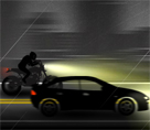 Gece Motor Sürüşü