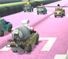 Go Kart Çocuk Yarışı 3d