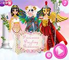 Göz Kamaştırıcı Prenses Tanrıçalar