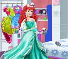 Hamile Ariel Oda Bakımı