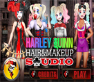 Harley Quinn Kötüler Takımı
