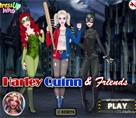 Harley Quinn ve Arkadaşları