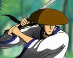 Hasır Şapkalı Samuray