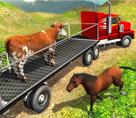 Hayvan Taşıma Kamyonu