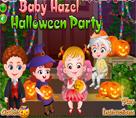 Hazel Bebeğin Cadılar Bayramı Partisi