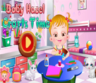 Hazel Bebeğin Elişi Dersi