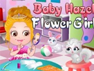 Hazel Bebek Çiçek Kız