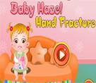Hazel Bebek Kırık Eli