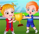 Hazel Bebek Spor Günü