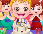 Hazel Bebek Doğum Günü 2