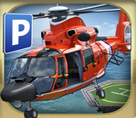 Helikopter Park Etme 3d