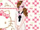 Hello Kitty Tarzı