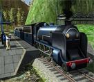 Hızlı Kara Tren 3d