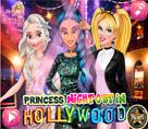 Hollywood Prenses Gecesi