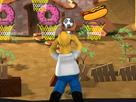 Homer Simpson Basket