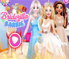 Huysuz Gelin Barbie