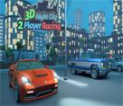 İki Kişilik Araba Yarışı