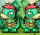 İki Kişilik Dinozor Macerası