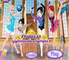 Jimnastikçi Prensesler