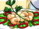 Karides Salatası