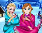 Karlar Ülkesi Prensesleri Kış Tatili