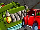 Katil Arabadan Kaçış