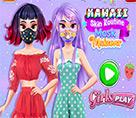 Kawaii Maskeler