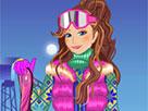Kayakcı Kız Giydirme
