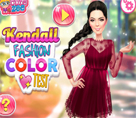 Kendall Jenner Moda Renkleri