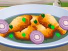 Kızarmış Tavuk Pişirme