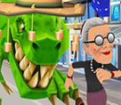 Kızgın Büyükanne Kaçış Avustralya
