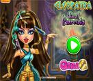 Kleopatra Gerçek Saç Kesimi
