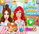Komik Yiyecekler Challenge