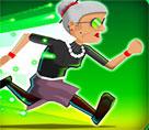 Koş Büyük Anne Koş 3d