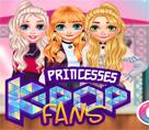 Kpop Hayranı Prensesler